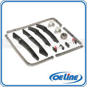 Timing Chain Kit For 11-15 Ford F150 Mustang 5.0l Coyote 50 Engine Modular 32v