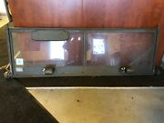 Unimog 404 Windshield With Windshield Wipers An Motors