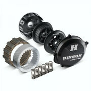 Hinson Complete Clutch Kit Fits Honda Crf450r 2013 2014 2015 2016