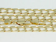 16-24 4.20mm 14k Squared Link Chain Necklace New Solid Italian Necklace 2426