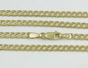 16-24 2.9mm 14k Yellow Gold Open Link Chain New Solid Italian Necklace 2373