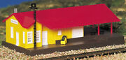 Bachmann Plasticville N Scale Building - Freight Station 45907 New