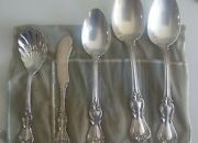 Stainless Steel Flatware Service For 8