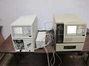 Waters Millipore Hplc System 600s Controller, Degasser, 616 Pump, And 717+ Autosam