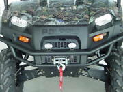 6000k Led Lamps Auxiliary Lights Kit For Polaris Rzr And Ranger All Years