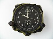 Sphinx American Corp. Fliteclock 8 Days Aircraft 8 Day Clock