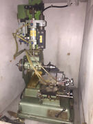 Robert Speck Germany Tube And Part Cutoff Saw / Mill