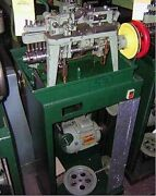 Fico Type Curb Style Cable Chain Making Machine With Turntable
