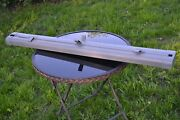 Mercedes W124 Wagon Cargo Cover Double Blind Roller Net Grey Gray