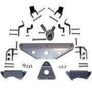 Rubicon Express Tri-link Rear Axle Truss Kit For 2004-2006 Jeep Wrangler Re4410