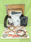 Gm 4l60e Transmission Rebuild Kit W/ Frictions Band And Filter - 1998 -2003