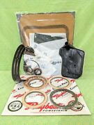 Gm 4l60e Transmission Rebuild Kit W/ Frictions, Band And Filter - 1998 -2003