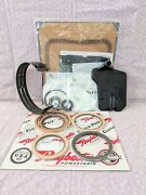 Gm 4l60e Transmission Rebuild Kit W/ Frictions, Band And Filter -1993 - 1996