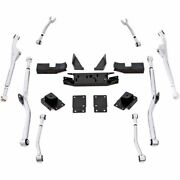 Rubicon Express Extreme Duty Front Long Arm Upgrade Kit For 07-14 Jeep Wrangler