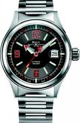 Ball Fireman Racer Nm2088c-s2j-bkrd Brand New With Box And Papers