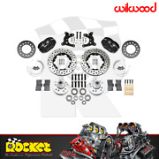 Wilwood Dynalite Pro Front Brake Kit 61-72 Fits Dodge/plymouth - Wb140-11022-d