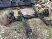 1998 International 9400 Axle Assembly Differental Beam Front