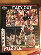The Saturday Evening Post Christmas Norman Rockwell 1000 Piece Puzzle