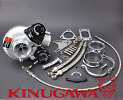 Kinugawa Billet Turbocharger 2.4 Td05h-16g-8cm And Blow Off Valve And T3 Housing