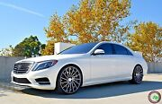 22andrdquo Rf16 Staggered Wheels Rims For Mercedes S Class W221 W222 S550 2007 -present