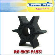 Yamaha Outboard Quality Water Pump Impeller 6l2-44352-00 20 Hp 25 Hp 1988-2012