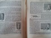 Early Baseball Fencing Singlestick Broadsword Rare Old Antique 1883 Articles