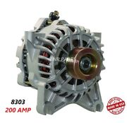 200 Amp 8303 Alternator Ford Expedition Lincoln Navigator High Output Hd Perform