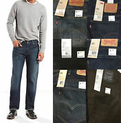 Leviand039s 569 Jeans Menand039s Levi Strauss Loose Fit Straight Leg Denim Pants 59