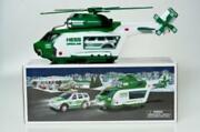 2012 Hess Helicopter And Rescue New