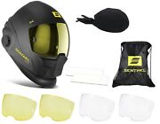 Esab Halo Sentinel A50 Automatic Welding Helmet 0700000800 With Free Accessories