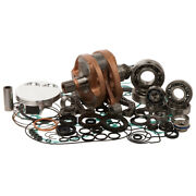 Top And Bottom End Rebuild Kit Fits Honda Crf450r 2009 2010 2011 2012