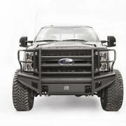 Fab Fours Replacement Bumper For 17-18 Ford F-250/350 Sd Fs17-q4160-1