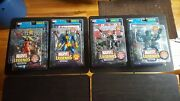 Lot Sale Marvel Series Toy Biz Great Condition 456