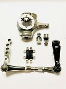 Dana 44 Chevy 10 Bolt Jeep Complete 1-ton Crossover High Steer Kit-knuckle Kit