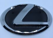 Lexus Oem Factory Chrome Rear 2006-2013 Is350 And Is250 2008-2014 Isf