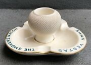 Vintage Bryant And Mayand039s Swan Vestas Advertising Match Stick Strike And Holder