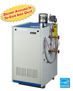 Slant Fin Galaxy Gxha-120-edpz Natural Gas Steam Boiler Electronic Ignition