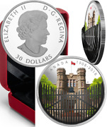 1908-2018 Royal Canadian Mint Gate 110th Anniv. 30 2oz Silver Proof Canada Coin