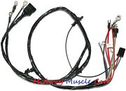 Front End Wiring Harness W/ Stock Generator 61 62 Chevy Pickup Truck Suburban