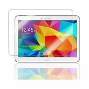 Samsung Galaxy Tab 4 10.1 Screen Protector Real Glass Tempered Protective Glass