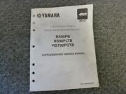 2012 Yamaha Rs Vector And Venture Gt Snowmobile Service Repair Manual Supplement