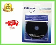Superior Lens Cleaner Optcddvdlc For Cd Dvd Multi Disc And Blu-ray Players New