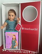 American Girl Mckenna Doll + Book +box See The Pictures