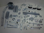 Yamaha Dt1, Dt2. Dt3, Rt1, Rt2, Rt3 Bolts, Nuts, Yamaha Enduro Bolts, Nuts
