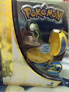 New Pokemon 20th Anniversary Meloetta 648 Limited Edition Tomy Pokeball Figure