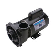 Waterway Executive 56-frame 3 Hp 2-speed Spa And Hot Tub Pump - 230v - 3721221-1d