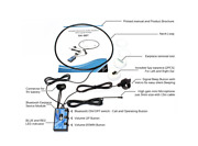 Invisible Spy Bluetooth Earpiece