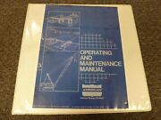 American 8470 Truck Crane Owner Operator Parts And Service Maintenance Manual