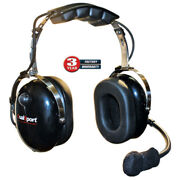 Dualsport High-noise Headset Replacement For Klein K-cord And Qd Radio Adapters