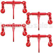 4 1/4 Or 5/16 Ratchet Load Binder Chain Equipment Tie Down Rigging